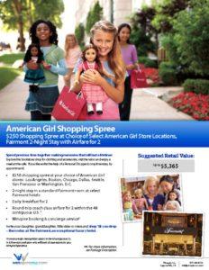 thumbnail of American Girl Shopping Spree