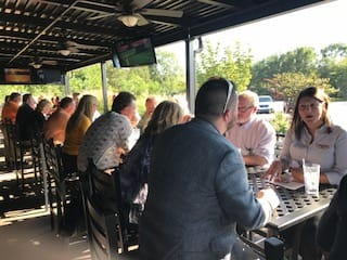 Multi Chamber Speed Networking – October, 2017