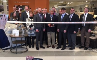 Ashley HomeStore Ribbon Cutting