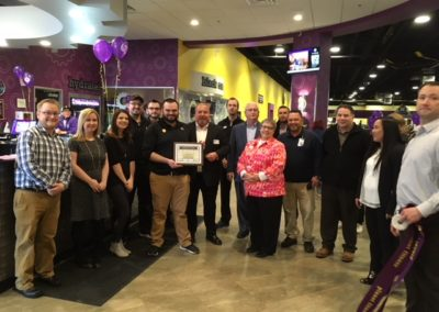 Planet Fitness- Wyoming, Ribbon Cutting Pic