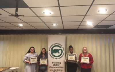 2018 Brent VanderKolk Scholarship Winners