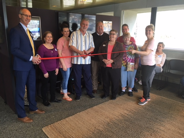 The Chiropractic Doctor Ribbon Cutting