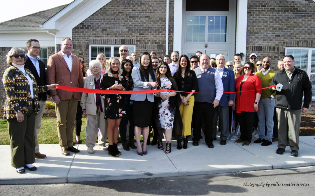 The Haven Ribbon Cutting