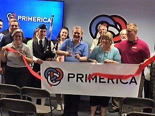 Primerica Ribbon Cutting & Open House