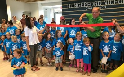 Hungerford Grand Re-Opening