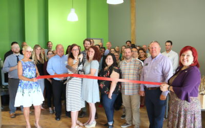 Triune Financial Ribbon Cutting