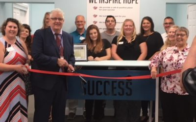 Success Virtual Learning Center Ribbon Cutting