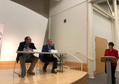 Candidate Forum - Sept 7