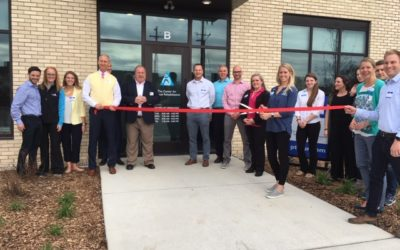 The Center for Physical Rehabilitation and Therapy Ribbon Cutting