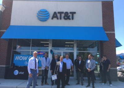AT&T Prime Wirless Ribbon Cutting