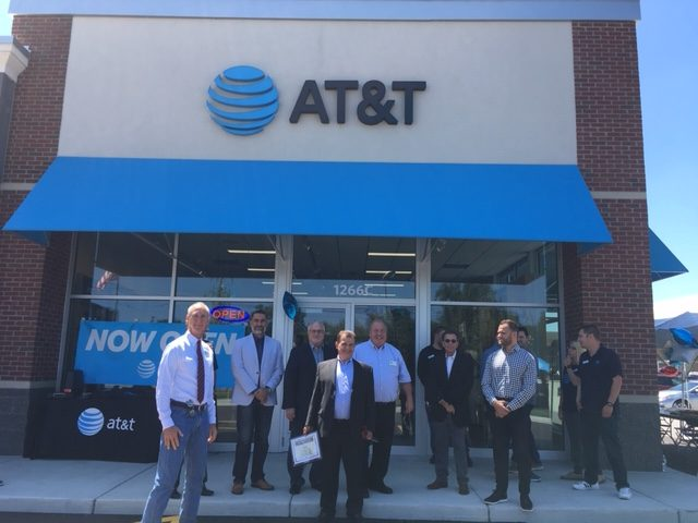 AT&T Prime Wireless Ribbon Cutting