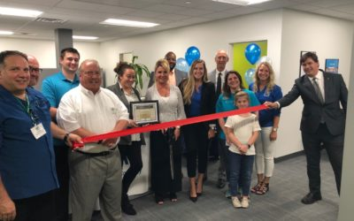 Peoplemark Staffing Ribbon Cutting