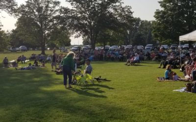Wyoming Concert in the Park