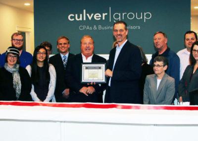 Culver CPA Ribbon Cutting 2