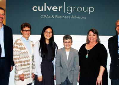 Culver CPA Ribbon Cutting 4