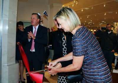 VonMaur Ribbon Cutting 2