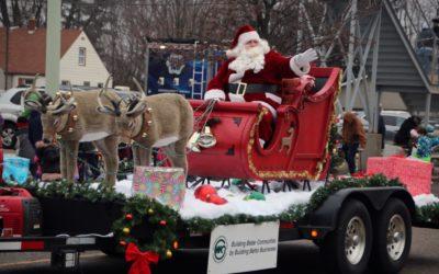 2019 Santa Parade