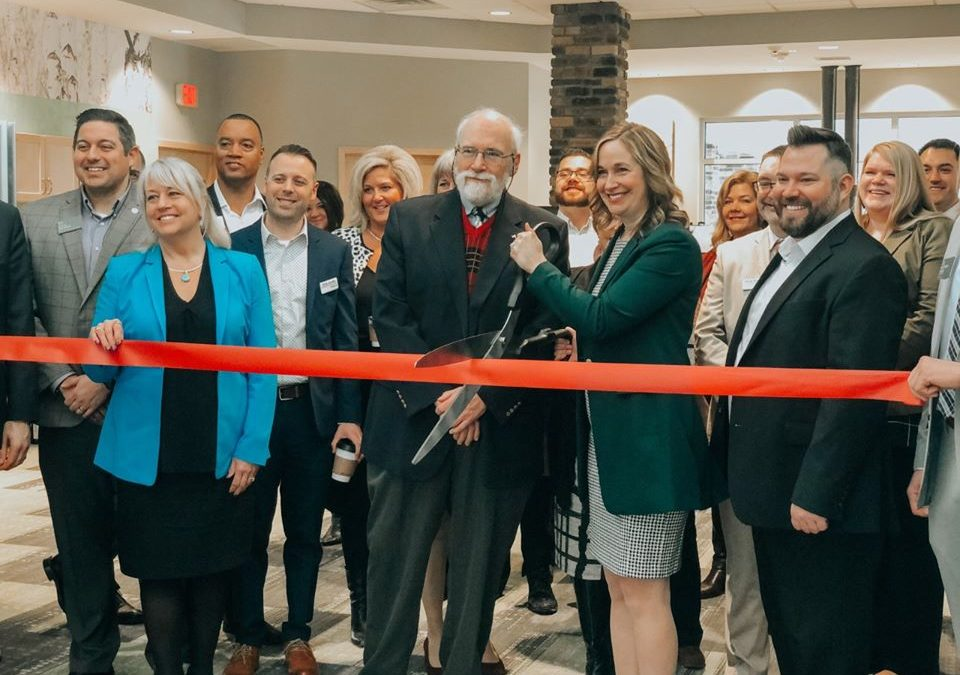 Arbor Financial Credit Union Grand Opening