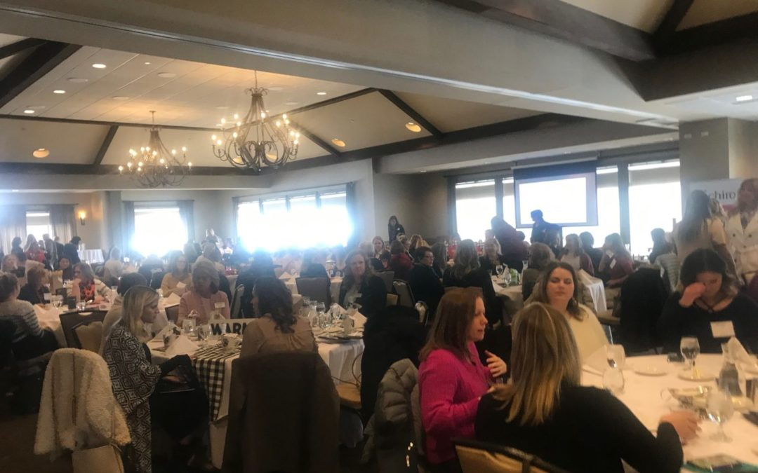 Connected Chamber Women Luncheon