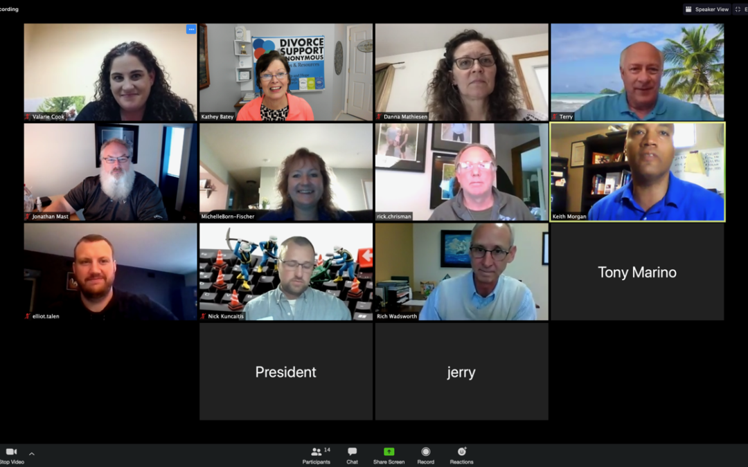 April Virtual Full Board Meeting