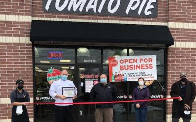 Tomato Pie Grand Opening January 12th, 2021
