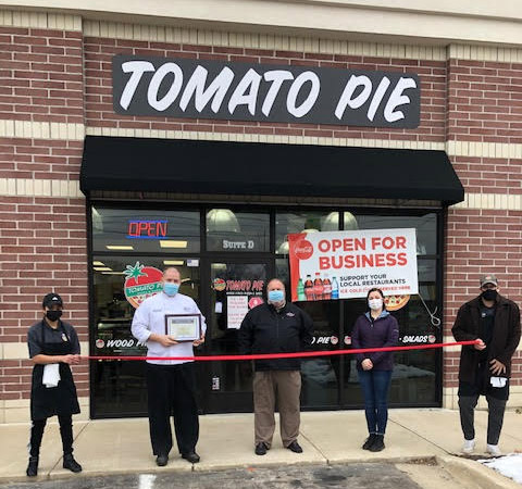 Tomato Pie Grand Opening January 12th, 2021