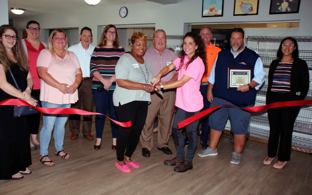 Family Network of Wyoming Ribbon Cutting